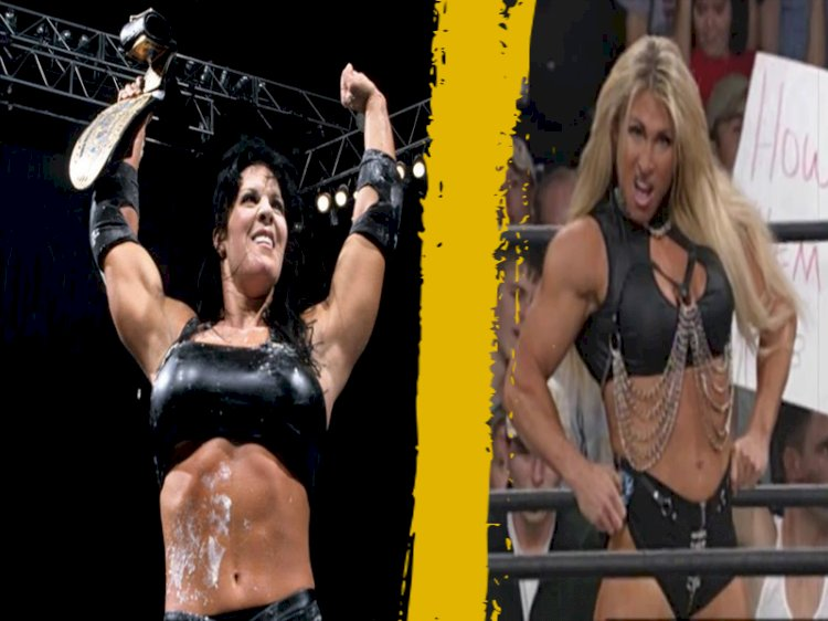 Chyna - Imitated, never replicated