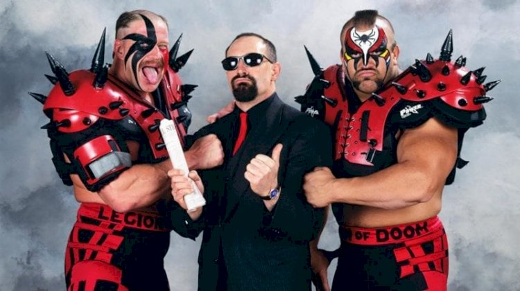 Were the Road Warriors really that good?