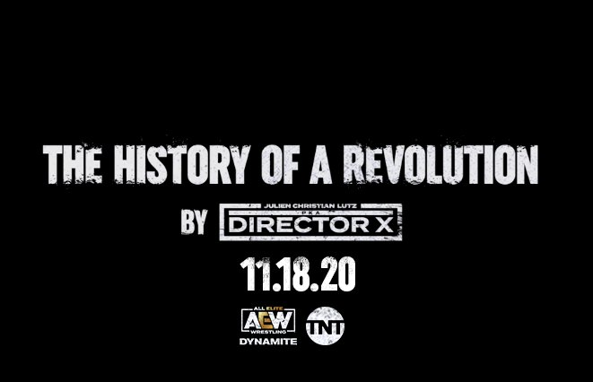 """AEW teases new  """"History Of A Revolution"""" video"""