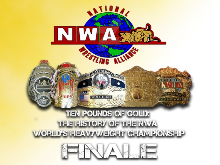 Ten Pounds Of Gold: The History Of The NWA World's Heavyweight Championship: Part Seven