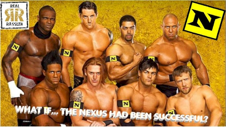 What If..... The Nexus Had Been Successful?