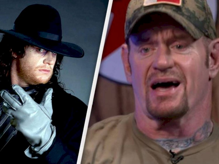 WWE Legend The Undertaker admits to using Steroids.