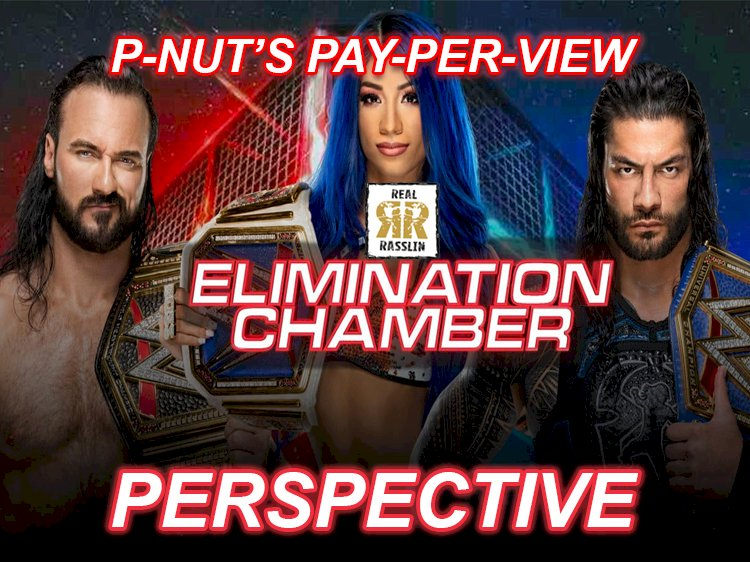P-Nut's Pay-Per-View Perspective
