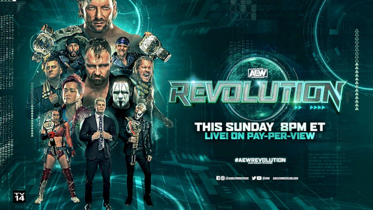 Hall of Fame Worthy Talent revealed at AEW Revolution