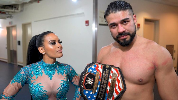 Andrade Officially Released by WWE