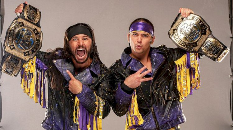 "The Young Bucks will delete their Twitter account if they receive ""toxic comments"" from fans"