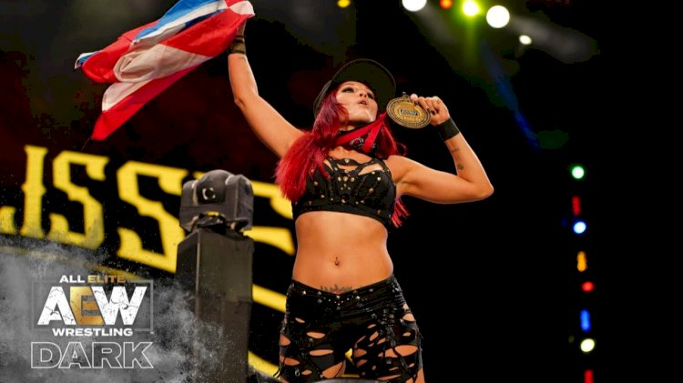 """AEW's Ivelisse says she has been let go after """"speaking out about mistreatment"""""""