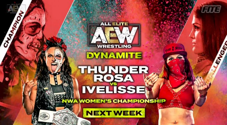 New statement issued by Ivelisse on AEW Departure and comments on Thunder Rosa.