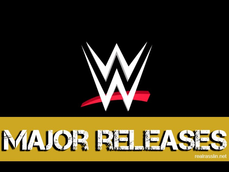 HUGE names released by WWE! List ongoing! *UPDATED*