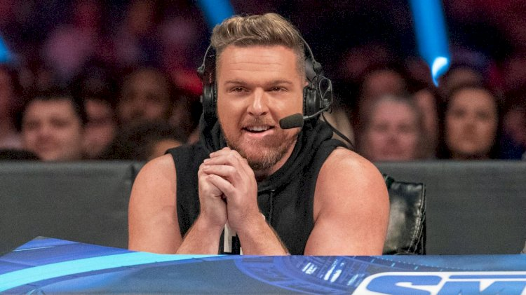 Pat McAfee to join WWE SmackDown commentary team.