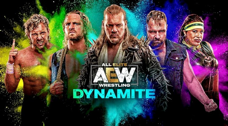 AEW Reportedly Planning To Tour With Live Crowds Starting In July.