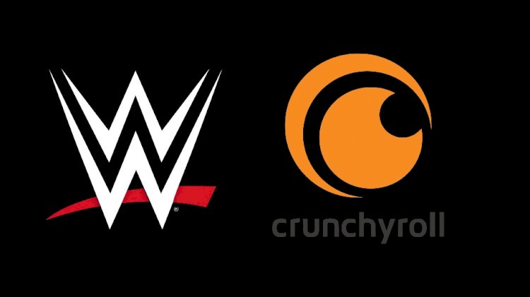 WWE Have Announced New Partnership With Crunchyroll For New Anime Project.