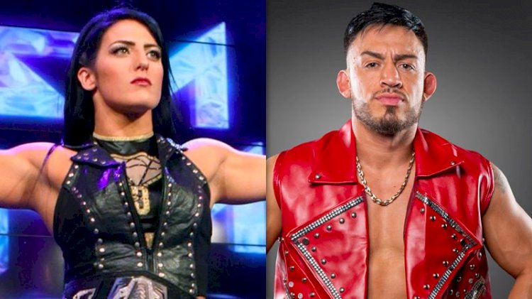Former IMPACT World Champion Tessa Blanchard and Husband Daga In talks with AEW.