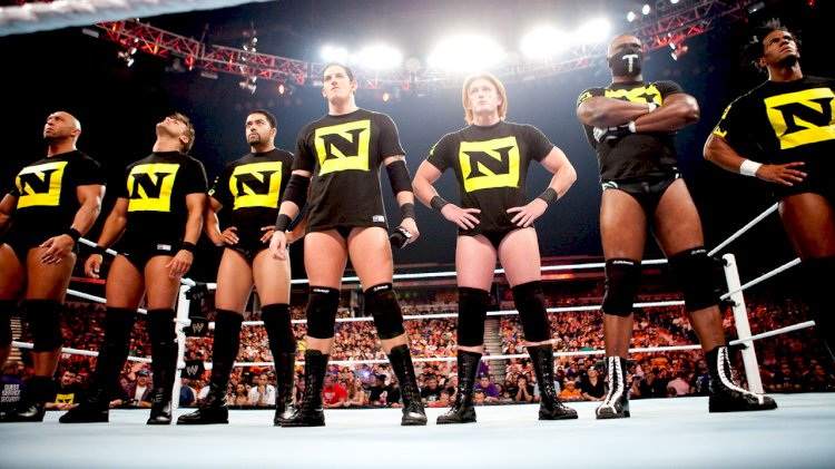 A documentary on the Nexus is being filmed by WWE