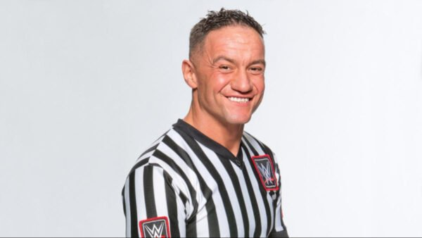 WWE referee has been released