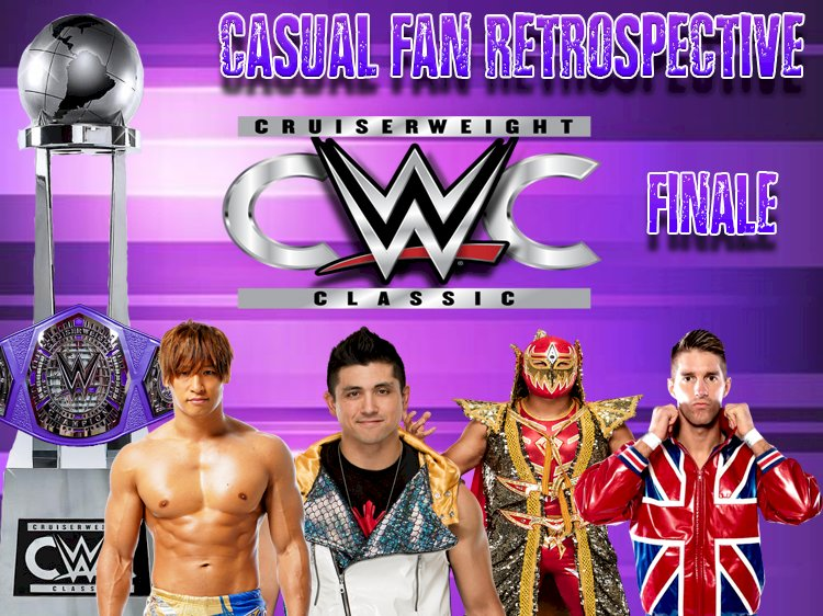 WWE Cruiserweight Classic: A Casual Fans Retrospective: Part 10, The Semifinals and Finals