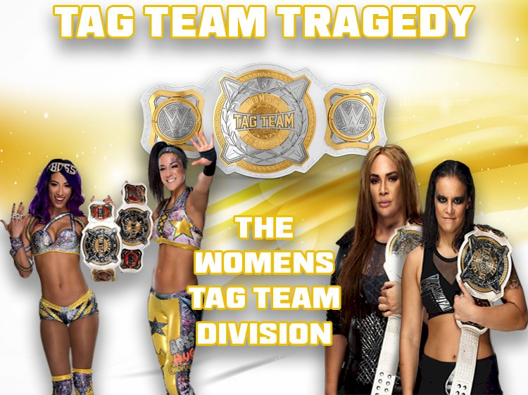 Tag Team Tragedy: Where did the WWE women's tag titles go wrong?