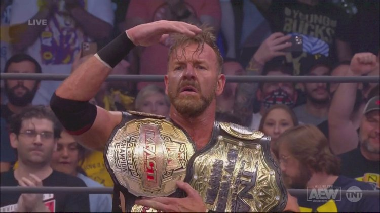 """WWE Angry at Christian Cage following """"Wednesday Night Wars"""" Shot on Dynamite"""