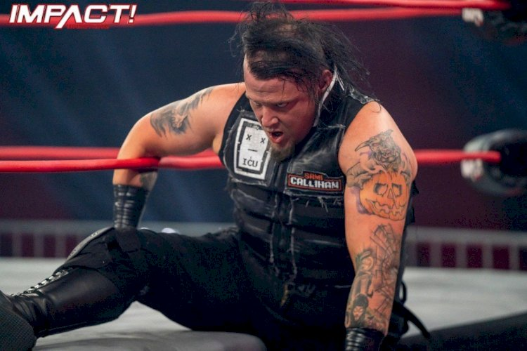 Sami Callihan  Will be out of action until 2022 due to a broken ankle