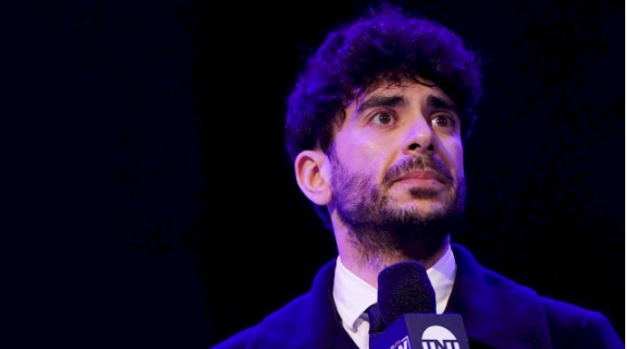 Tony Khan responds to claims of AEW VP's losing powers.