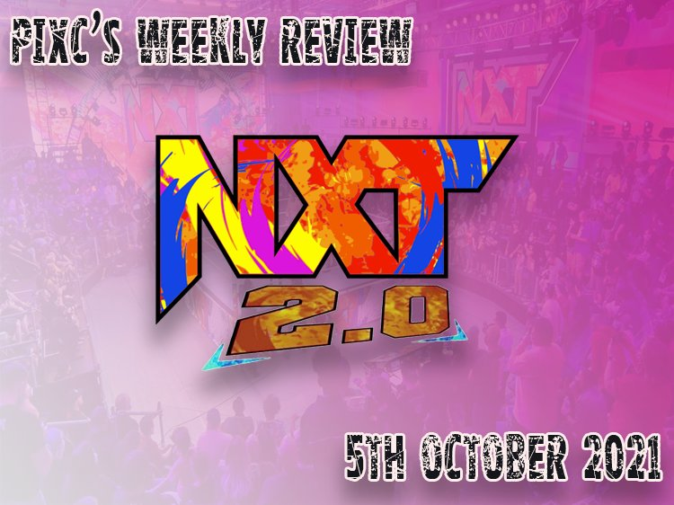 WWE NXT 5th October 2021