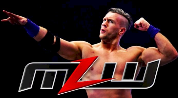 Will Ospreay to make MLW Debut in November!