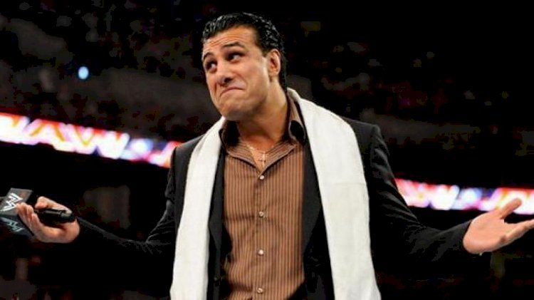 Could Alberto Del Rio be returning to WWE?