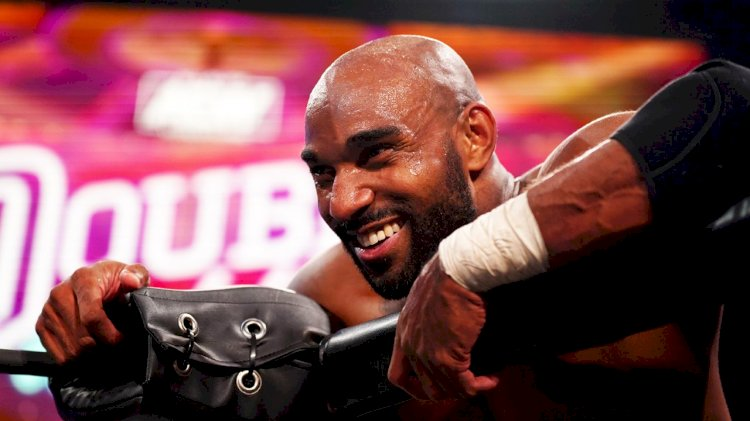 Scorpio Sky signs five year AEW contract extension